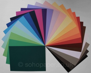 Tinted Card 250gsm - 24 Shades Available- Great Prices