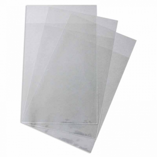 Cello Bags 165 x 230mm - No Tape