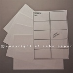 Laser / Inkjet Labels - 10 Labels per Sheet