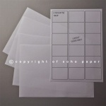 Laser / Inkjet Labels - 18 Labels per Sheet