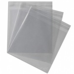 Cello bags 159 x 155mm  - With Tape