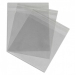 Cello bags 135 x 130mm - With Tape