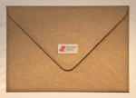 Flecked Kraft Recycled Envelopes 100gsm