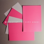 Centura Pearl  Card 310gsm Shocking Pink