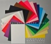 Elle Erre Tinted Felt Marked Card - Pack of 25 sheets