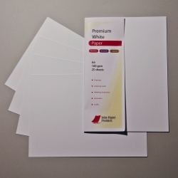 Plain Uncoated Paper & Card