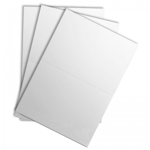 Creased Card Blanks