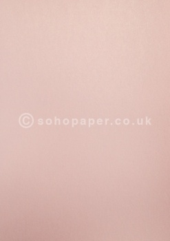 Pearl Card Petal Pink 290gsm Double Sided