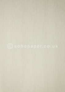 Linen Embossed Ivory Card 300gsm
