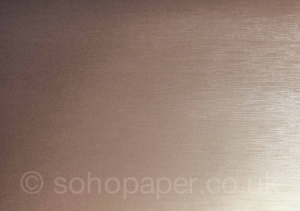 Metallic Pearl Brushed Satin Embossed Card A4 220gsm
