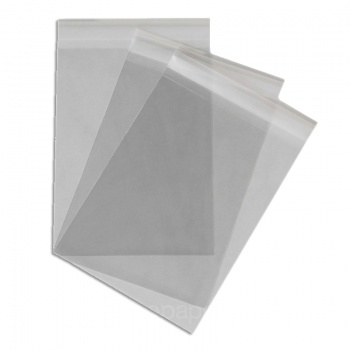 Cello bags 120 x 162mm  - With Tape