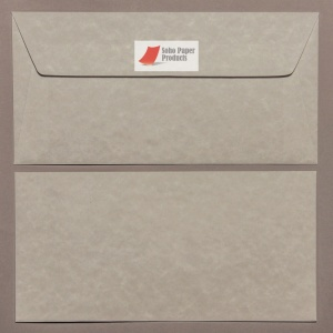 Parchment Silver DL - 110 x 220mm Envelopes