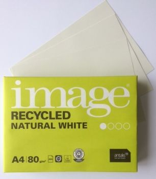 Image Office Recycled Copier Natural White A4 80gsm