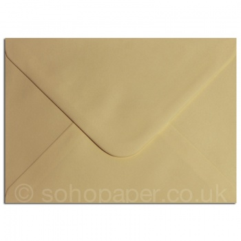 Ivory Greeting Card Envelopes - 133 x 184mm