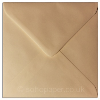 Ivory Greeting Card Envelopes  - 159mm  Square 100gsm
