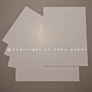 Soho Satin Coated paper & Card