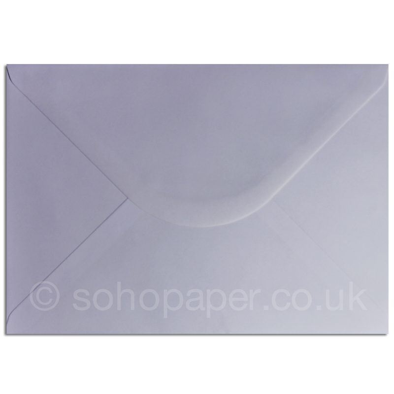 50 C5 Quality White Diamond Flap Gummed Greeting Card Envelopes 229mm x 162mm