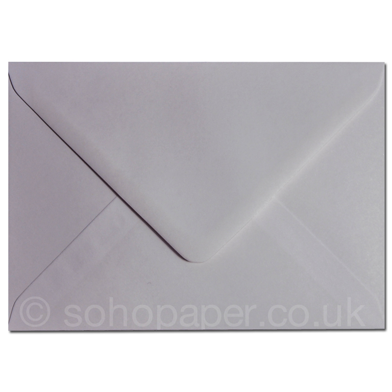 White C6 Greeting Card Envelopes