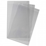 Cello Bags 235 x 335mm with 30mm Lip & Self seal Tape