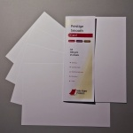 Prestige Smooth Extra White Card 300gsm
