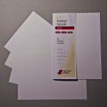 Prestige Smooth Extra White Card  340gsm