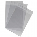 Cello bags 137 x 184mm  - With Self seal Tape