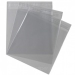 Cello bags 155 x 155mm  - With Tape