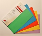 Laser Tints  Assorted Bright Shades Paper  A4   80gsm
