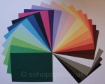 Tinted Card 250gsm - 24 shades Available