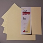 Prestige Smooth Ivory Card  300gsm