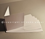 Symbol Card Extra White Creased Cards 270gsm