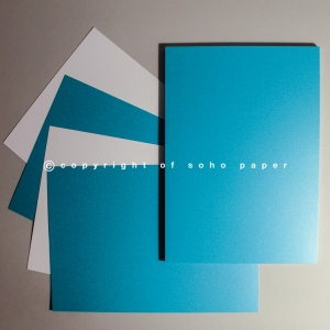 Centura Pearl  Card 310gsm - Turquoise