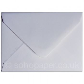White Greeting Card Envelopes  82 x 113mm - C7 100gsm